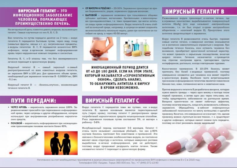 Ярина гепатит
